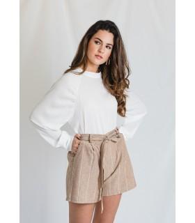 Blusa Alice Blanca