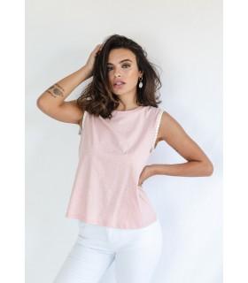 Camiseta Nur Rosa