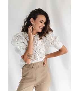 Blusa Victoria Blanca