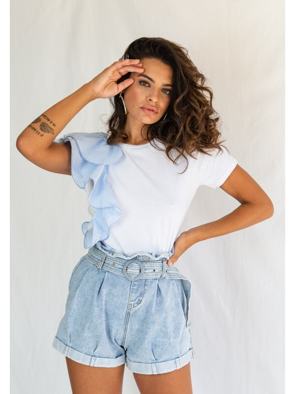 Blusa Mille Blanco