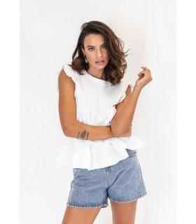 Blusa Belma Blanco