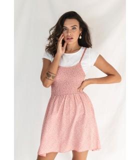 Vestido Mina Coral
