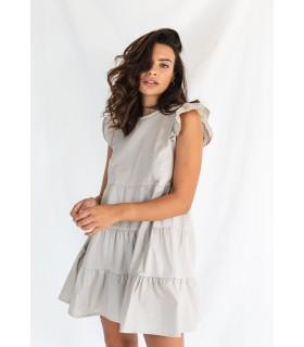 Vestido Lidia Beige