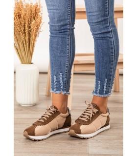 Zapatillas Lindsay Camel