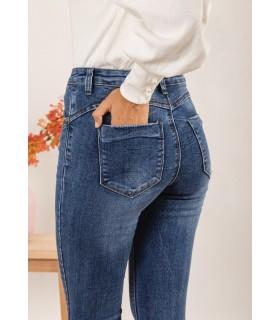 Pantalones Lunares Beige