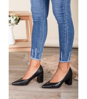 Zapatos Alyssa Negro