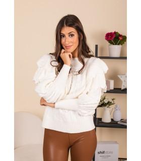 Jersey Cesia Blanco