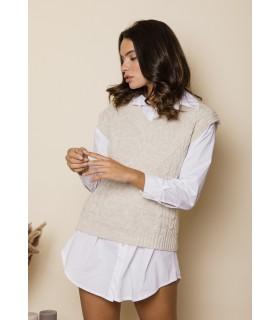 Camisa Mónica Blanca