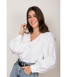 Camisa Antía Blanca