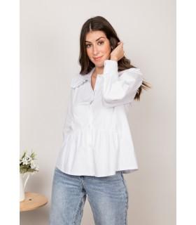 Camisa Cecia Blanco