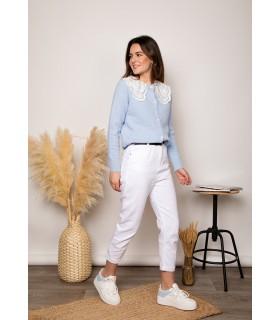 Pantalón Aimara Blanco...