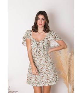 Vestido Chelsea Mint