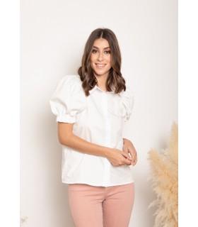 Camisa Emilia Blanca