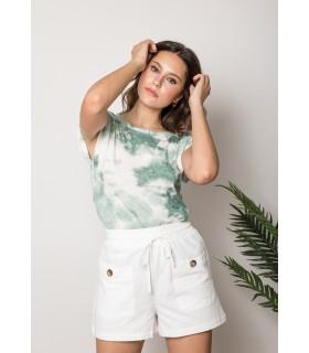 Short Brena Blanco