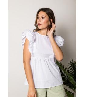 Blusa Suria Blanco