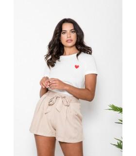 Short Daniela Beige