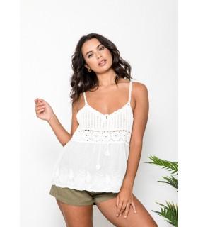 Top Summer Blanco
