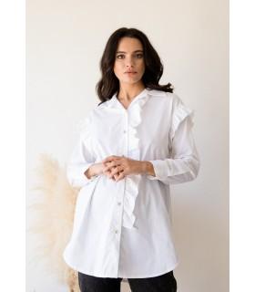 Camisa Alba Blanca