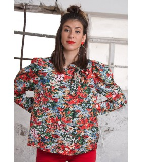 Blusa Arianne Rojo