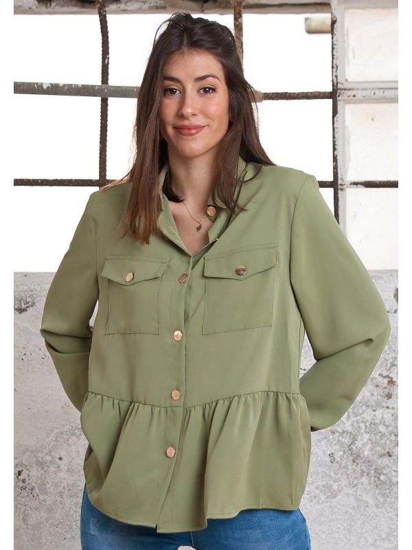 Camisa Amel Verde