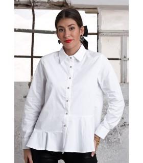Camisa Life Blanca
