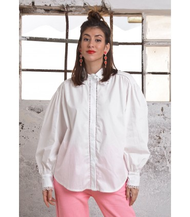 Camisa Pau Blanca