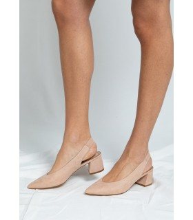Zapatos Beatrice Nude