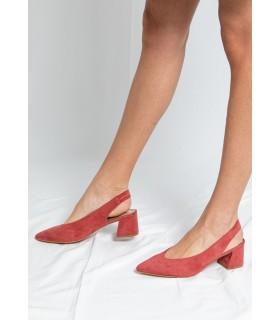Zapatos Beatrice Cereza