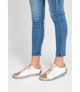 Zapatillas Alan Oro