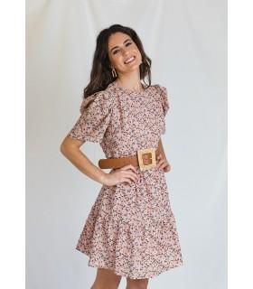 Vestido Iannie Rosa